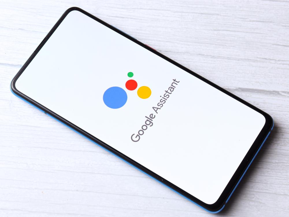 configurer « Ok Google »