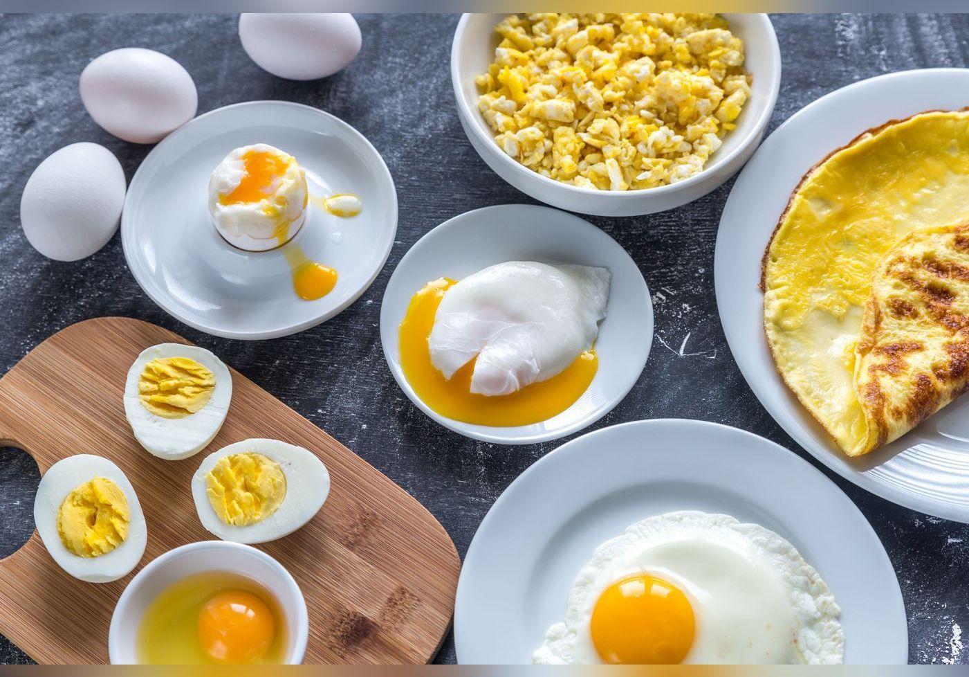 les œufs sont-ils bons pour votre ligne