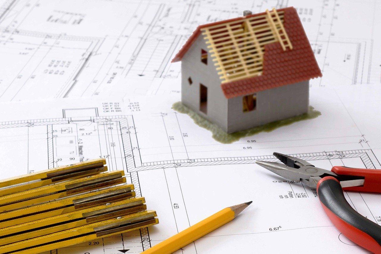 types de plans pour la construction d'une maison